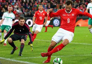 Хорватія та Швейцарія пробились на ЧС-2018
