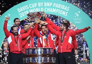 Кубок Девіса. Хорватія перемогла Францію у фіналі