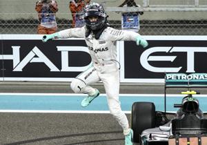 Формула-1. Росберг - чемпіон світу-2016!