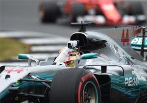 Формула-1. Гран-прі Великобританії. Четверта поспіль домашня перемога Хемілтона