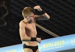 Як 13-річний український стрибун підкорив чемпіонат Європи (ВІДЕО)