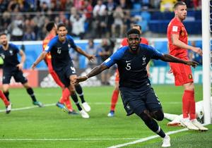 Франція - перший фіналіст ЧС-2018