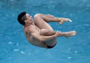 ЧЄ зі стрибків у воду. Україна виграла першу золоту медаль
