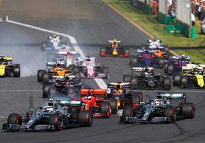 Формула-1. Гран-прі Австралії. Боттас випередив Хемілтона на 20 секунд