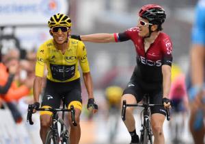 Тур де Франс. 20 етап. Колумбієць Еган Берналь тріумфував в загальному заліку