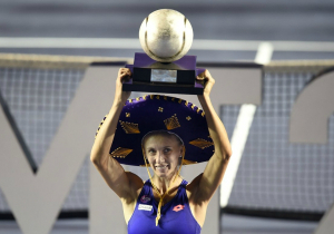 WTA Акапулько. Цуренко ефектно завоювала титул (+ВІДЕО)