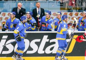 ЧС з хокею. Україна програла Казахстану і покинула дивізіон