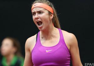 WTA Рим. Світоліна перемогла другу ракетку світу і вийшла у півфінал