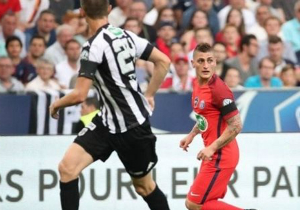 ПСЖ вимучив перемогу в Кубку Франції у матчі з