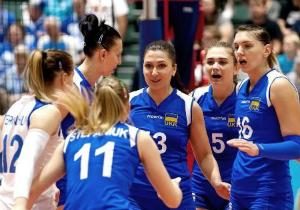 Волейбол. Жіноча збірна України виграла Євролігу