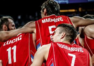 Євробаскет-2017. Сербія переїхала Росію на шляху до фіналу