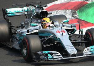 Формула-1. Хемілтон завоював четвертий чемпіонський титул