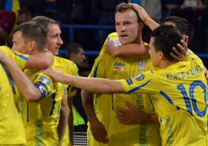 Україна здобула вольову перемогу над словаками