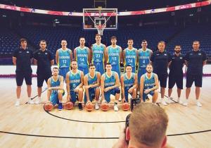 ЧС-2019 з баскетболу. Україна оголосила склад на матчі відбору