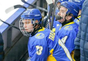 ЧС з хокею (U-20). Україна здобула першу перемогу