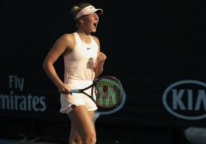 Australian Open. 15-річна Костюк обіграла 25-ту сіяну, перемоги Світоліної, Бондаренко та Долгополова