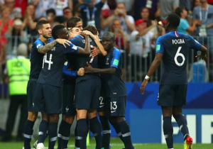 Збірна Франції стала чемпіоном світу, Хорватія програла фінал