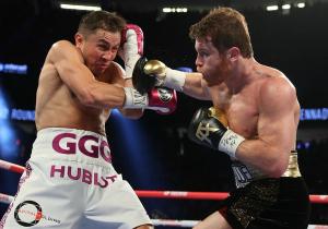 Альварес переміг Головкіна в реванші і став новим королем боксу