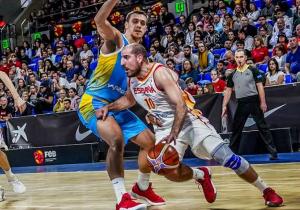 Відбір ЧС-2019 з баскетболу. Україна з боями поступилася Іспанії