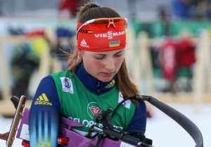ЧЄ-2019 з біатлону. Україна виграла першу медаль