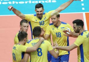 Євро-2019 з волейболу. Україна феєрично б'є Бельгію і йде у чвертьфінал