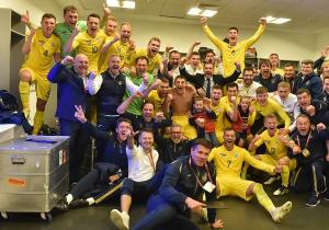 Історія на наших очах. Як Україна перемогла короля європейського футболу