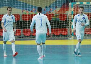 Футзал. Ліга чемпіонів. Українці забили 28 голів в одному матчі відбору