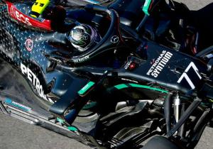 Формула-1. Боттас виграв обидві практики в Сочі