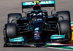 Формула-1. Боттас виграв дві практики в Імолі