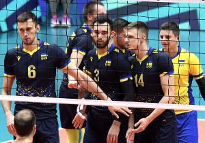Євро-2021 з волейболу. Чоловіки. Україна без шансів програла Польщі