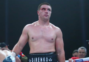 Сіренко відправив росіянина у жорстокий нокаут (+ВІДЕО)
