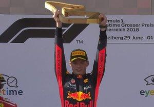 Формула-1. Ферстаппен тріумфує у Шпільбергу, Хемілтон і Боттас не фінішували
