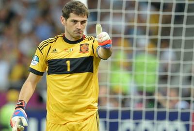 Іспанія - Італія - 4:0 (Огляд матчу)