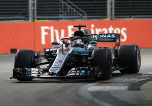 Формула-1. Хемілтон виграв гонку в Сингапурі, Феттель - третій