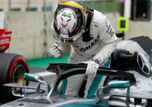 Формула-1. Хемілтон виграв гонку в Бразилії, Феттель - шостий
