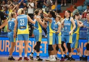 Жіночий Євробаскет-2019. Україна програла Великобританії і покидає турнір