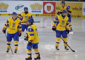 ЧС з хокею (U-20) Україна в серії булітів перемогла литовців