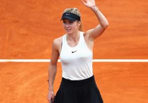 WTA Рим. Фінал. Світоліна захистила титул, обігравши першу ракетку світу