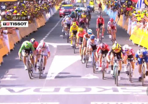 Тур де Франс. 10 етап. Ваут Ван Варт переміг, Алафіліпп зберіг лідерство