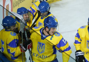 ЧС з хокею (U-20). Українці здолали італійців