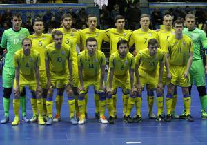 Футзал. Відбір Євро-2018. Україна важко здолала Чорногорію