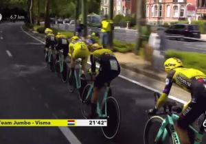 Тур Де Франс. 2 етап.