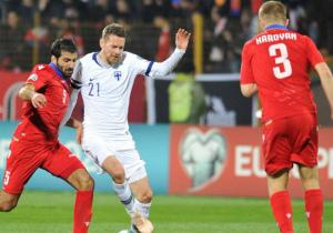 Відбір Євро-2020. Італія та Швейцарія перемагають осічка Іспанії