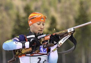 Кубок світу з біатлону. Семеренко провалила пасьют в Оберхофі