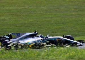Формула-1. Боттас здобув поул в Австрії