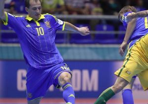 ЧС-2016 з футзалу. Україна перемогла Австралію і вийшла до плей-офф