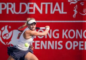 WTA Гонконг. Ястремська виграла турнір у неймовірному фіналі