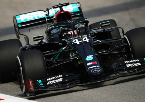 Формула-1. Хемілтон виграв кваліфікацію в Іспанії, далі - Боттас та Ферстаппен