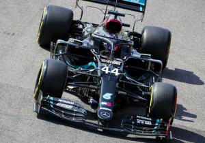 Формула-1. Хемілтон виграв кваліфікацію на автодромі