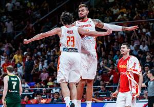 ЧС з баскетболу. Іспанія та Аргентина вийшли до фіналу